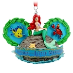 Disney Ear Hat Ornament - Voyage of The Little Mermaid