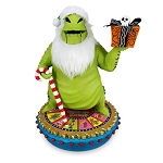 Disney Nutcracker Figure - Nightmare Before Christmas - Oogie Boogie