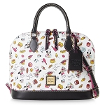 Disney Dooney and Bourke Bag - Epcot Food and Wine 2020 - Mickey and Minnie Mouse - Satchel
