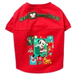 Disney Pet Wear - Spirit Jersey - Mickey Mouse and Friends - Holiday