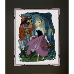 Disney Artist Print - Stephanie Buscema - The Dance