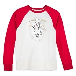 Disney Women's Shirt - Mickey Mouse Silver and Gold - The Magic of the Season