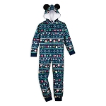Disney Boys Bodysuit - Mickey Mouse Holiday Icons