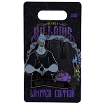 Disney Villains Pin - 2020 Happy Halloween - Hades and The Hydra