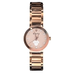 Disney Ladies Watch - Bulova Minnie Mouse Icon Watch - Rose Gold