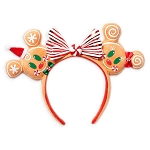 Disney Ear Headband - Minnie Mouse Gingerbread Man