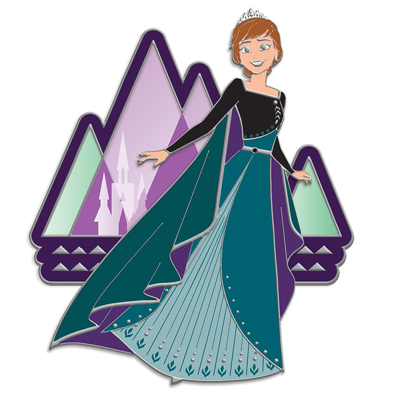 Disney Pin - Frozen 2 - Anna