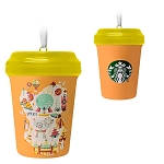 Disney Ornament - Starbucks Cup - Epcot