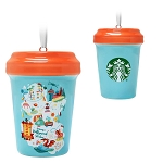 Disney Ornament - Starbucks Cup - Hollywood Studios