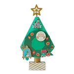 Disney Musical Figure - Disney Parks Holiday Tree