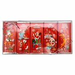 Disney Candy and Snacks - Happy Holidays 2020 - Candy Bar Selection