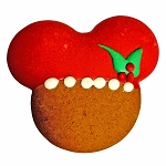 Disney Minnie's Bakery - Holiday Gingerbread Mickey Icon