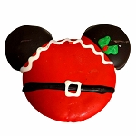 Disney Minnie's Bakery - Holiday Santa Mickey Icon Frosted Sugar Cookie