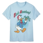 Disney Adult Shirt - Holiday Donald Duck Bah Humbug