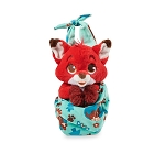 Disney Babies Plush Doll in Pouch - The Fox and the Hound - Todd - 10''