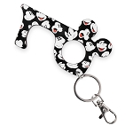 Disney Door Opener Keychain - Mickey Mouse Expressions