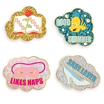 Disney D-Flair Pin Set - Disney Princess