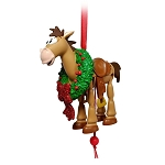 Disney Articulated Figural Ornament - Toy Story - Bullseye