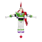 Disney Articulated Figural Ornament - Toy Story - Buzz Lightyear
