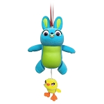 Disney Articulated Figural Ornament - Toy Story - Ducky and Bunny