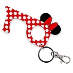 Disney Door Opener Keychain - Minnie Mouse Polka Dots