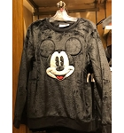 Disney Fleece Pullover Shirt - Mickey Mouse