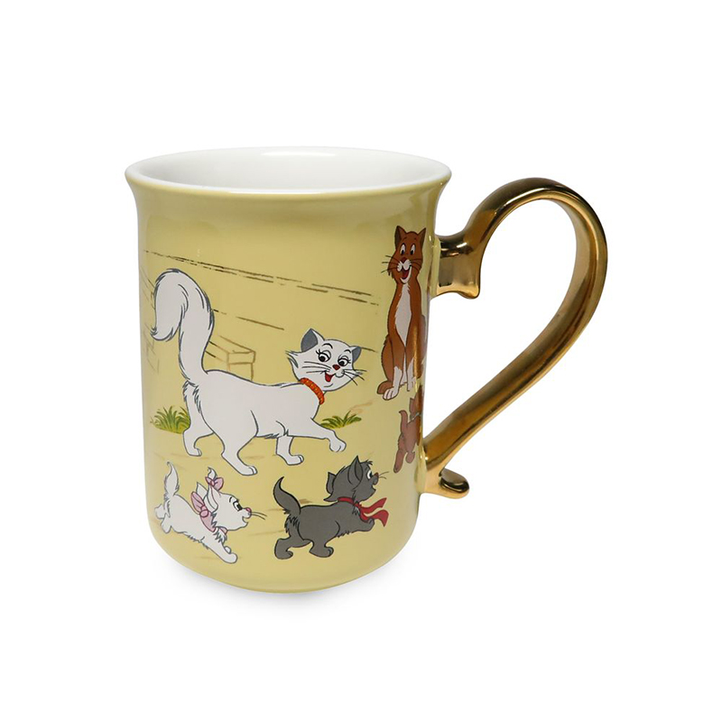 Disney Coffee Cup - Aristocats 50th Anniversary