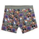 Disney Men's Boxer Briefs - Mickey Mouse and Friends Emoji