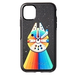 Disney iPhone 11 Case by OtterBox - Star Wars - Millennium Falcon Rainbow