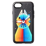 Disney iPhone 8/7/SE (2nd Generation)  Case by OtterBox - Star Wars - Millennium Falcon Rainbow