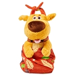 Disney Babies Plush Doll in Pouch - Up - Dug