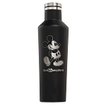 Disney Stainless Canteen by Corkcicle - Walt Disney World - Mickey Mouse - Black