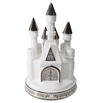 Disney Porcelain Cake Topper - Fantasyland Castle