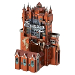 Disney 3D Metal Earth Model Kit - Hollywood Tower of Terror Hotel