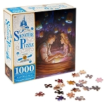 Disney Parks Signature Puzzle - Tangled - 10th Anniversary