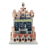 Disney Ornament - Tiny Town Collection - The Twilight Zone Tower of Terror