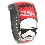 Disney MagicBand 2 Bracelet - Star Wars Galaxy's Edge - First Order - Limited Release