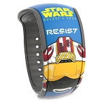 Disney MagicBand 2 Bracelet - Star Wars Galaxy's Edge - Resistance - Limited Release