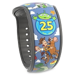 Disney MagicBand 2 Bracelet - Toy Story - 25th Anniversary - Limited Edition