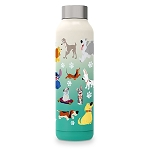 Disney Stainless Steel Water Bottle - Disney Dogs