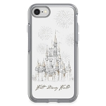 Disney OtterBox iPhone SE/8/7 Case - Cinderella Castle