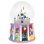 Disney Snow Globe - Disney Princess - Fantasyland Castle