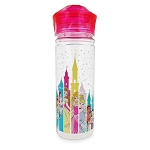 Disney Water Bottle - Disney Princess - Fantasyland Castle