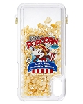 Disney iPhone XR Case with Crossbody Strap - Mickey Mouse Popcorn