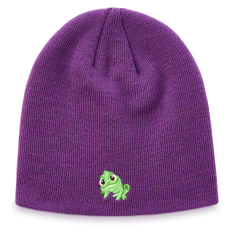 Disney Adult Knit Beanie Hat - Disney Parks - Tangled - Pascal