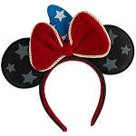 Disney Loungefly Ears Headband with Bow - Sorcerer Mickey Mouse - Fantasia
