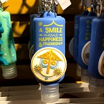 Disney Hand Sanitizer Keychain - It's A Small World