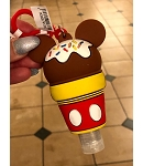Disney Hand Sanitizer Keychain - Mickey Mouse Ice Cream Cone
