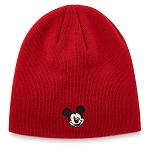 Disney Adult Knit Beanie Hat - Disney Parks - Mickey Mouse