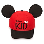Disney Kid Ear Hat - Baseball Cap for Kids